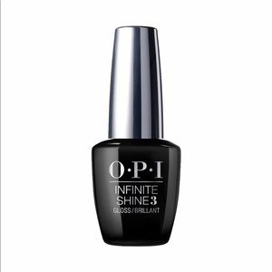 OPI Makeup - OPI bubble bath polish and top coat